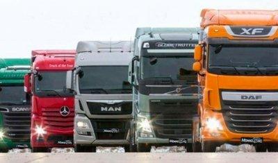 Запчасти для импортных грузовых автомобилей – всегда пожалуйста!