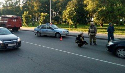 Иномарка сбила трех пешеходов на переходе в Рыбинске