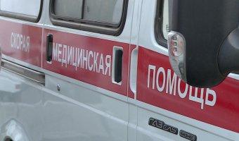Автобус насмерть сбил ребенка на велосипеде в Коми