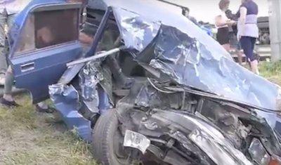 В Спасском районе в ДТП с фурой на М-5 погибла женщина
