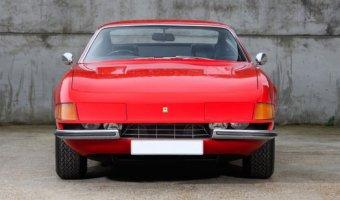 На аукционе будет продан Ferrari Daytona Элтона Джона