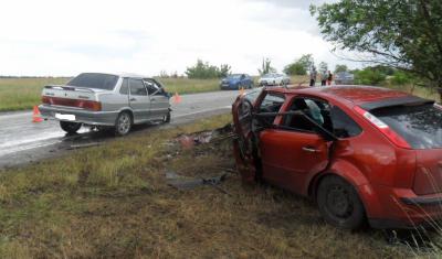Трое, включая ребенка, погибли в ДТП в Белогорском районе