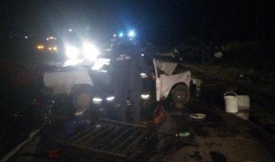 В ДТП на трассе «Тула-Новомосковск» погиб водитель ВАЗа