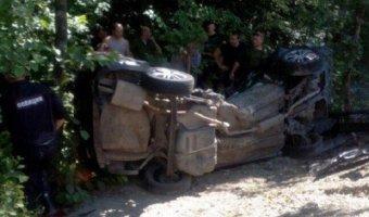 Четыре человека, включая детей, погибли в ДТП в Туапсинском районе