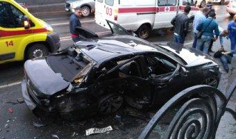 В ДТП в Иваново пострадали 5 человек, 1 погибший