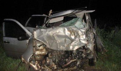 ДТП на «встречке» под Вологдой: погибли четыре человека