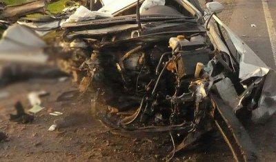 Три человека погибли в ДТП на трассе М-10 в Тверской области