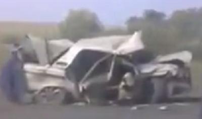 Два человека погибли в ДТП с тремя машинами под Пензой
