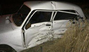 Под Кореновском в ДТП с пьяным водителем пострадали четверо