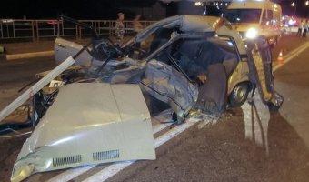 Два человека погибли в ДТП с ВАЗом и Audi в Белгороде