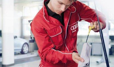 ТО для Audi на эксклюзивных условиях