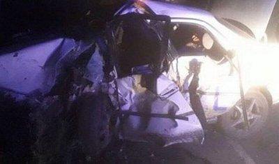 Три человека погибли во «встречном» ДТП в Хабаровском крае