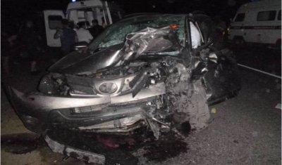 Один человек погиб и еще четыре пострадали в ДТП в Калязинском районе