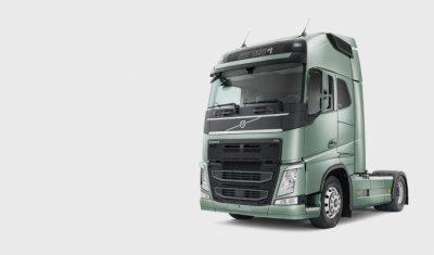 Volvo «подтягивает» российский рынок новых грузовых авто