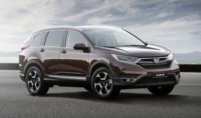 Honda CR-V с 2-литровым движком начнет продаваться в России в сентябре