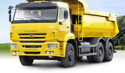 Российский рынок грузовых авто за год вырос в полтора раза