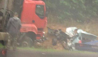 Женщина-водитель иномарки погибла в ДТП в Тихвинском районе
