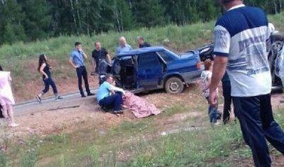 В Башкирии невеста не доехала до свадьбы – погибла в ДТП