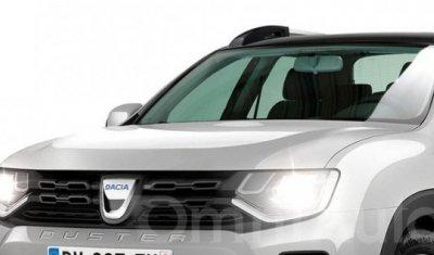 Renault обещает показать новый Duster в сентябре