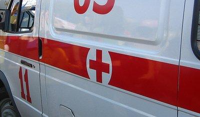 4-летняя девочка получила травму головы в ДТП в Оренбурге