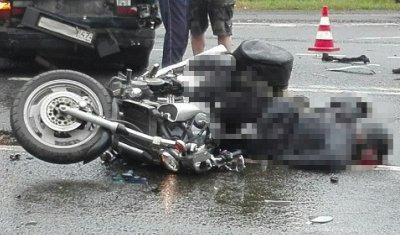 Погибшим в Ленобласти мотоциклистом оказался байкер из «Ночнх волков»