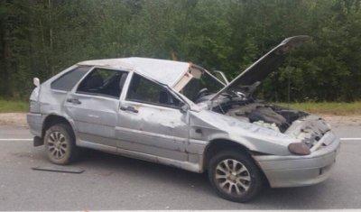 В ХМАО подросток за рулем автомобиля устроил ДТП с погибшим ребенком