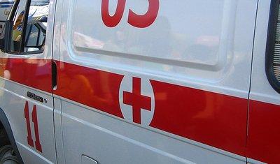 Ребенок и двое взрослых пострадали в ДТП с поездом под Курском