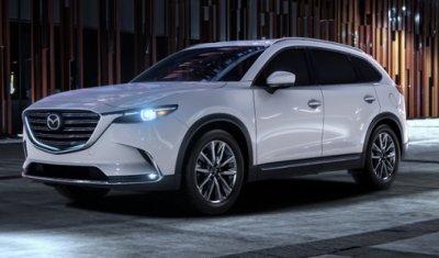 Mazda CX-9 вернется на российский рынок уже в октябре