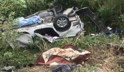 В Приморье семья попала в ДТП: погибли три человека