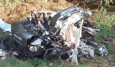 Трое детей погибли в ДТП с грузовиком на Кубани