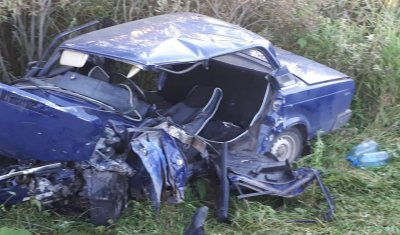 В Бирском районе в ДТП погиб человек