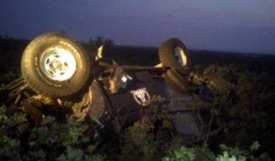 Под Воркутой опрокинулся УАЗ «Патриот»: погиб человек