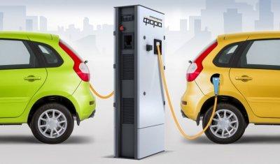 В России запустят производство собственных станций быстрой зарядки для электромобилей