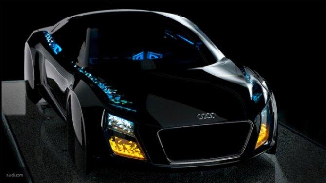 Audi представила концепт-кар Aicon