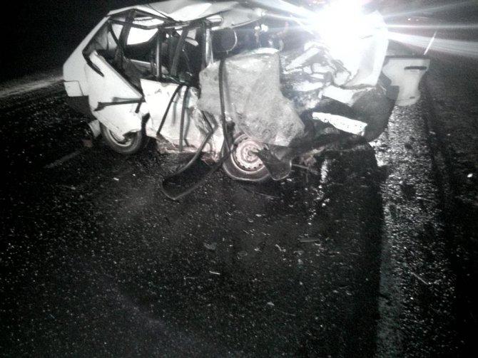Один человек погиб в ДТП в Рассказовском районе Тамбовской области.jpg