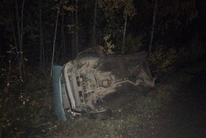 Двое детей пострадали в ДТП по вине пьяного водителя в Иркутской области (1).jpg