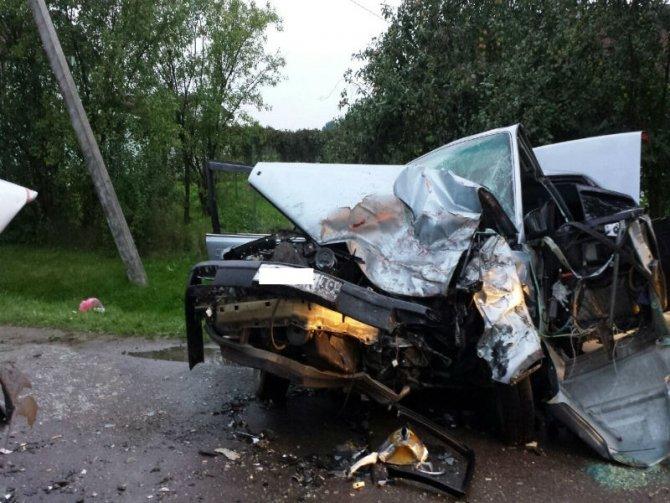 Водитель Audi погиб в лобовом ДТП в Калининградской области (2).jpg