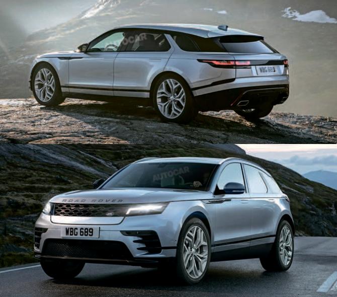 Возможный дизайн Road Rover от портала Autocar