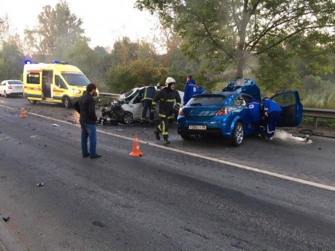В Колпино оба водителя погибли в ДТП (1).jpeg