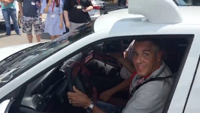 Ростовчанин возил на такси Сами Насера