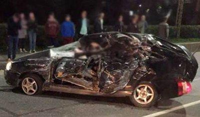 18-летний водитель погиб в ДТП в Петрозаводске