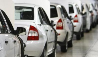 Российский рынок новых легковых авто нацелился на миллион
