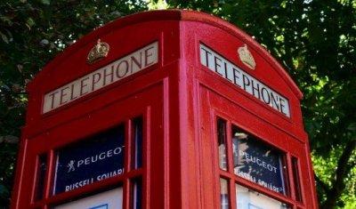 Peugeot открыл дилерский центр в лондонской телефонной будке