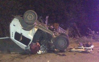 20-водитель «Нивы» погиб в ДТП с КамАЗом в Башкирии