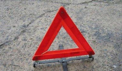 Под Воронежем в ДТП погиб водитель опрокинувшегося грузовика