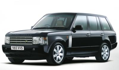 Шаровые передние опоры Range Rover 3