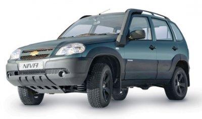 Chevrolet Niva даёт 15 тыс. км к гарантии в честь 15-летия
