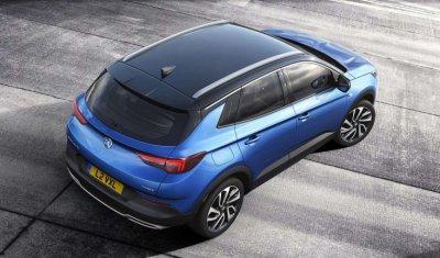 Opel презентует новый кроссовер Grandland X
