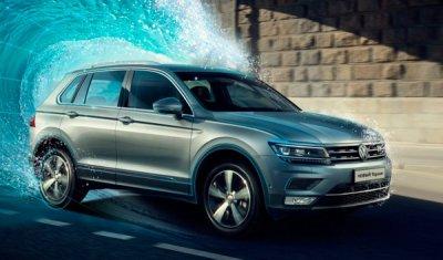 Главный тест-драйв года Volkswagen Driving Experience в Москве!