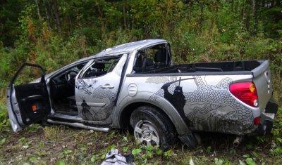 Молодой водитель погиб в ДТП на трассе Серов - Сосьва – Гари